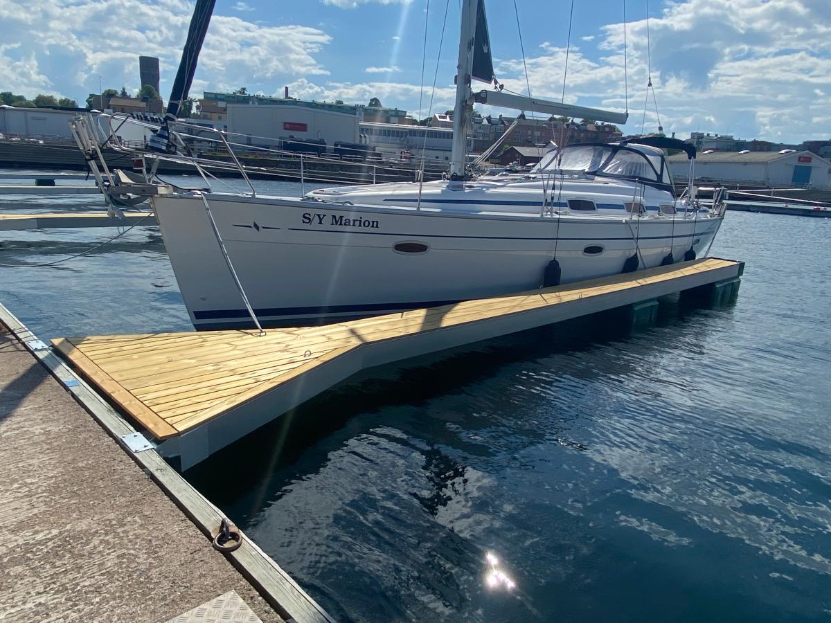 Y-bom AquaBom-60 Pampas Marina Västervik